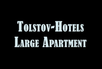 Tolstov-Hotels Large Apartment