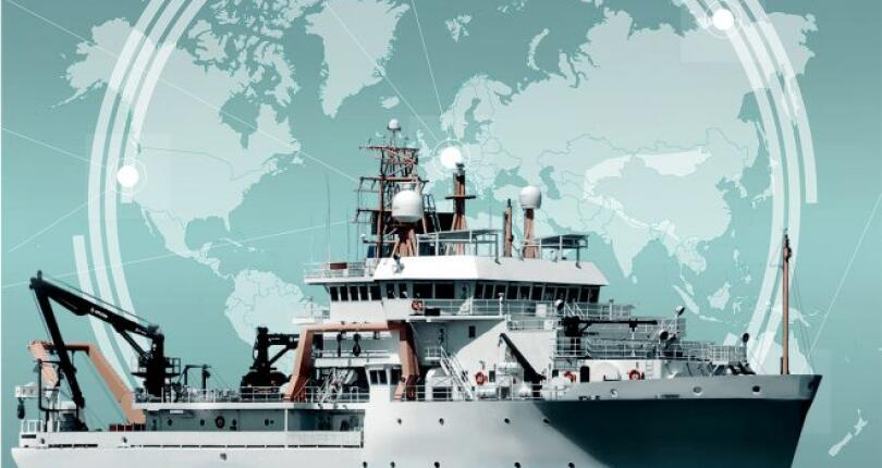 PROGRESS ALONGSIDE THE ENTIRE SHIPPING INDUSTRY BY ATTENDING THESE INTERNATIONAL EVENTS